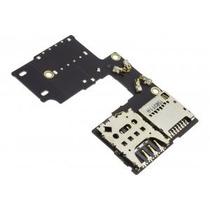 Flex Sim Card Lector De Sim Y Microsd Moto G3 Xt1541
