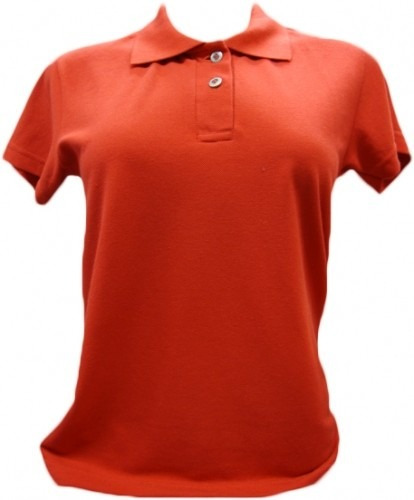 Camisa Polo Kit C 5 Pçs Piquet Feminina Lisa Frete Grátis - R  258 ... 68defd49dc7c6