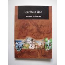 Literatura 1 - Voces E Imágenes - María Teresa Ruiz G.