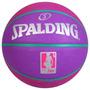 Balón Spalding Nba 4her Morado. 100%nuevos