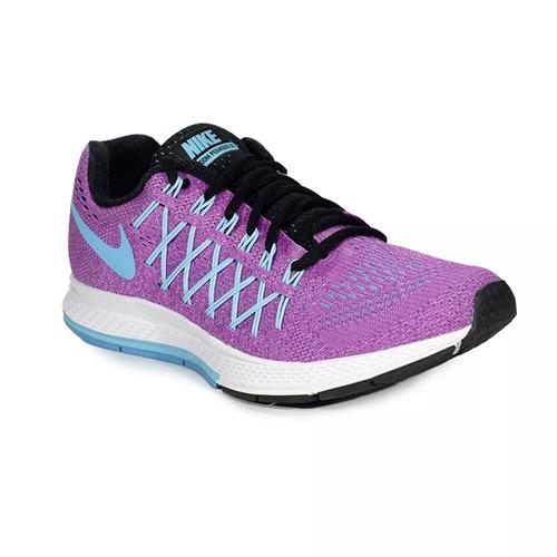 36bdb2d264287 Zapatillas Nike Air Zoom Pegasus 32 mujer gym trainning -   2.499
