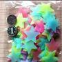 Figuras Estrellas Fluorescentes Desde $9