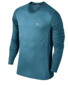 1adb029705 Camisa Manga Longa Dry Miller Fator Uv 40 Nike - R  139