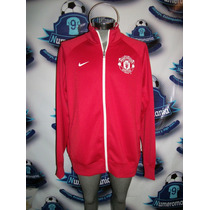 Oferta Bonita Chamarrra Oficial Manchester United Nike 2014