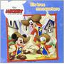 Mickye Mouse. Els Tres Mosqueters (disney); Div Envío Gratis