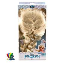 Disfraz Elsa Frozen Peluca Original Disney Store