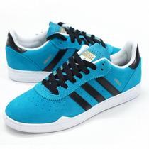 Zapatillas Adidas Skate Gonzales Nobuk / Número 43 / Nuevas!