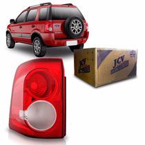 Lanterna Traseira Ford Ecosport 2008 A 2011 Esquerda Jcv