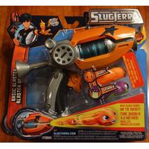 Pistola Naranja Bajoterra De Slugterra Con Envio Gratis