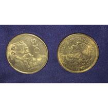 Moneda 100 Pesos Estados Unidos Mexicanos