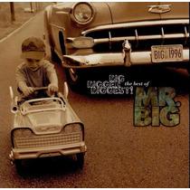Cd Made In Germany De Mr. Big: Big Bigger Biggest (the Best)