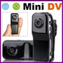 Mini Cámara De Vídeo Espía Full Hd Webcam Detector De Sonido