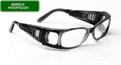 670bafc88e410 Óculos Plumbífero Frontal E Lateral - Proteção Radiológica - R  880 ...