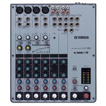 Consola Mixer Yamaha Mw10c - Con Usb - 10 Canales
