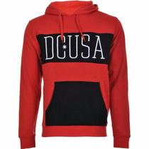 Buzo Dc Dyrdek Original Talle M Promocion!! Rojo En Stock