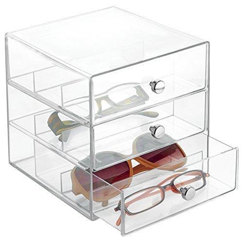 937170fa47 Mdesign Organizador Apilable Para Lentes, Gafas De Sol ...