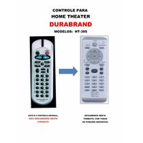 Controle Remoto Home Theater Durabrand Ht-395