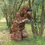 Vestimenta Ghillie De Camuflagem Deserto 3d - Já No Brasil