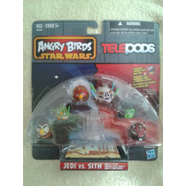 Angry Birds Star Wars Telepods Jedi Vs Sith Original