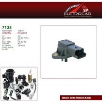 Sensor Map (pressão Do Coletor) Peugeot 406 2.0 2.2 99 A 04,