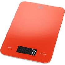 Balança De Precisão Digital Vermelha - Silit