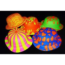 Paquete Para Fiesta (sombrero, Pulcera Neon, Corbata Y Nariz