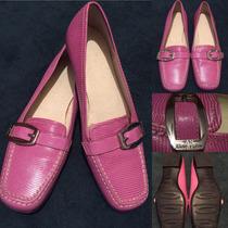 Hermosos Zapatos Mocasines Talla 36 Marca Anne Klein