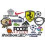 Digitalizaciones De Logos Para Bordar