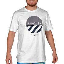 Camiseta Rip Curl Combine Branca