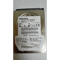 Disco Duro Toshiba 400 Gb Lap Top