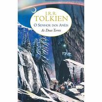 Livro O Senhor Dos Anéis As Duas Torres Vol. 2 - Lacrado