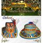 Santeria Sombreros Factorycole Eleggua Oggun Ochosi