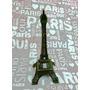 Torre Eiffel París Souvenir Metal Regalo Adorno 10cm C/ Caja