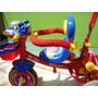 Triciclo Baby Kit´s Modelo Leonardo