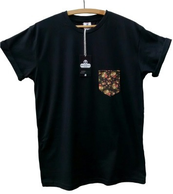 7671ce3198 Camiseta Camisa Florida Masculina Feminina Bolso Floral Mang - R  35 ...
