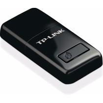 Mini Adaptador Usb Inalambrico N 300mbps Tl-wn823n