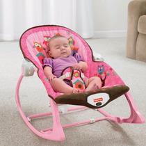 Fisher-price Cadeira Infancia Sonho Rosa Mattel (57459)