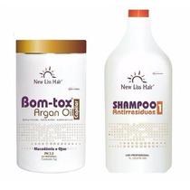 Shampoo 1 L+ Botox S/formol Melhor Preco Do Mercado Livre