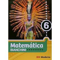 Livro Matemática. 6º Ano - 7ª Ed Edwaldo Bianchini
