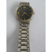 Relógio De Pulso Geneva Quartz Antigo Japan Movit