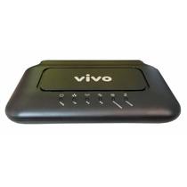 Modem Roteador Wifi Vivo Speedy Aparelho Novo Com Fonte Adsl