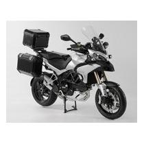 Ducati Multistrada 2010-14 Top Case Sw Motech Trax Evo