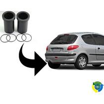Bucha Rolamento Eixo Traseiro Elimina Folga Peugeot 206 207