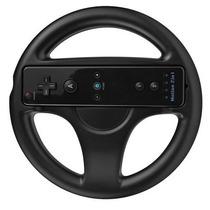 Volante Wii Wheel Wii/ Wii U Negro Mario Kart