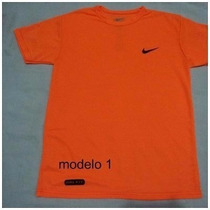 Franelas Nike Deportiva Tela Dry Fit