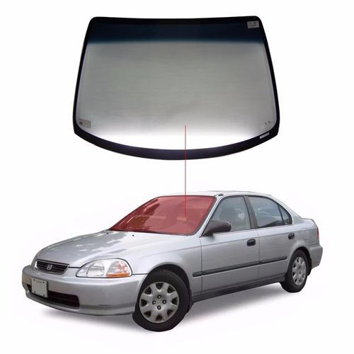 Parabrisa Honda Civic Sedan 1996 1997 1998 1999 2000 Menedin   R$ 370,60 Em  Mercado Livre