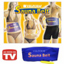 Faja Termica Sauna Belt Velform -reductora- Portatil