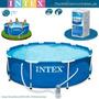 Piscina Intex 3.05 X 76 Cm Con Filtro