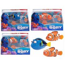 Buscando Dory Robo Fish Pez Robot Nemo Dory Marlin Robofish