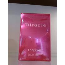 Perfume Original De Dama Miracle De Lancome De 100 Ml